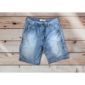 Levi Carpenter jeans shorts